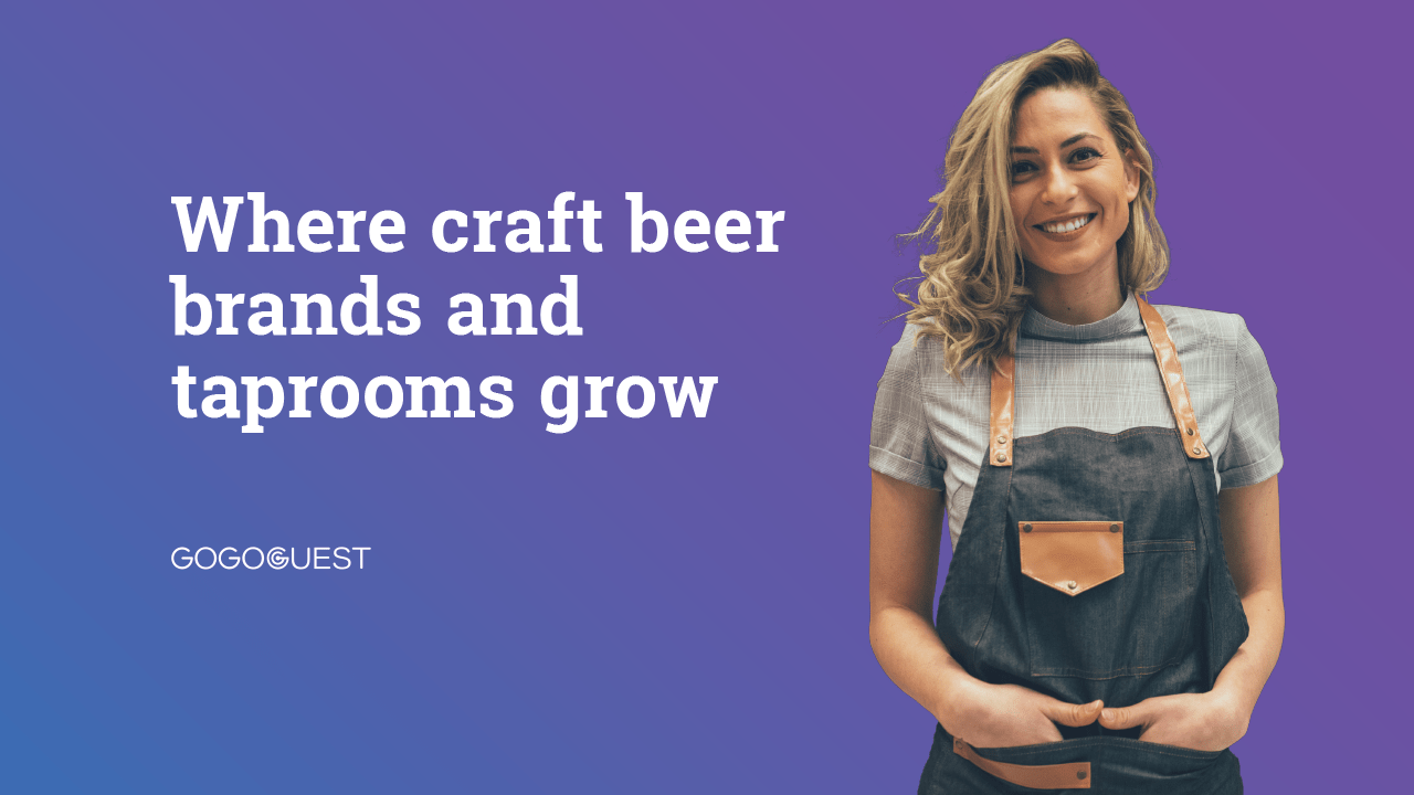Video Cover: Where Craft Beer and Taproom Brands Grow