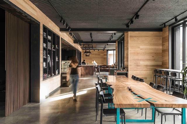 Coffeebar Menlo Park Storefront